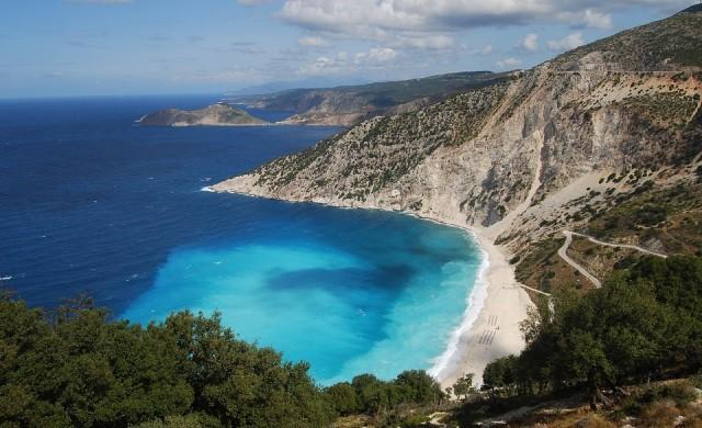 Топ 10 на гръцките плажове с най-чиста вода