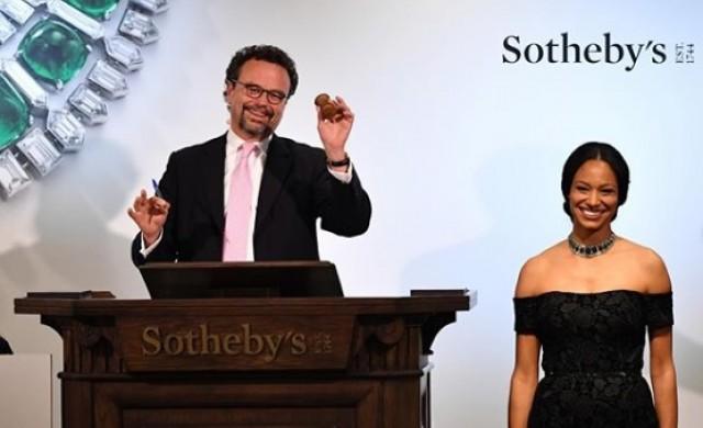 Милиардер купува аукционна къща Sotheby's  за 3.7 млрд. долара