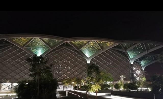 Как изглеждат гарите по новата жп линия на Саудитска Арабия?