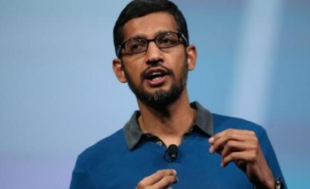 Той няма компютър като дете, а сега е шеф на Google