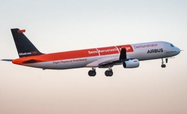 Самолетът на Airbus, в който забравяш за турбуленцията