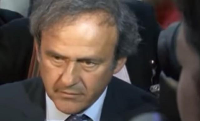 Арестуваха бившия президент на УЕФА Мишел Платини