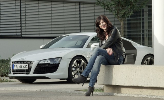 Audi събра под един покрив 21 000 к.с.