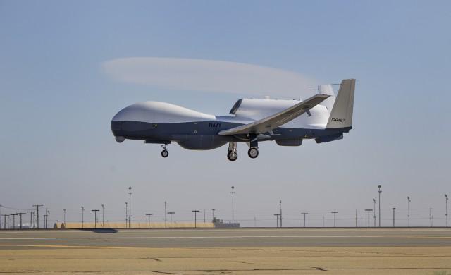 Иран свали американски дрон над Ормузкия проток