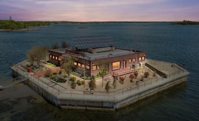 Уникален остров до Ню Йорк се продава за 13 млн. долара