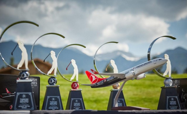 Turkish Airlines организира най-големия корпоративен голф турнир