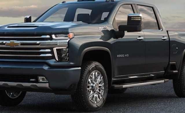 Chevrolet работи по първия пикап с цена над 100 000 долара