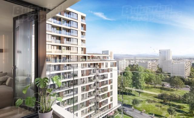 Тристайнни апартаменти ново строителство в София до 100 000 евро
