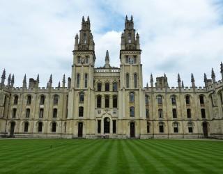 Милиардер дари 188 млн. долара на Оксфордския университет