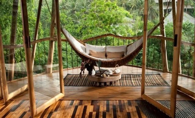 След много векове бамбукът все още има място в строителството