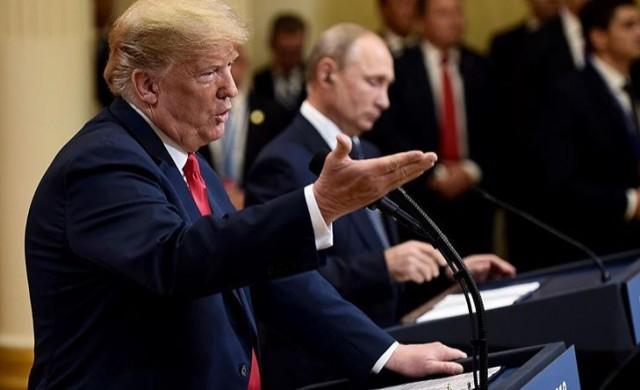 Тръмп и Путин обсъдиха по телефона Г-7 и петролните пазари