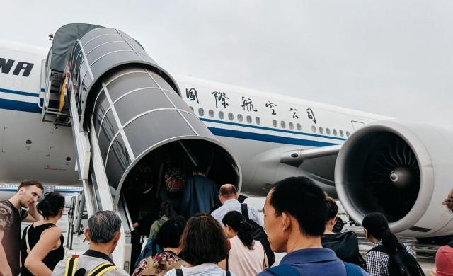 САЩ забранява пътническите полети от Китай