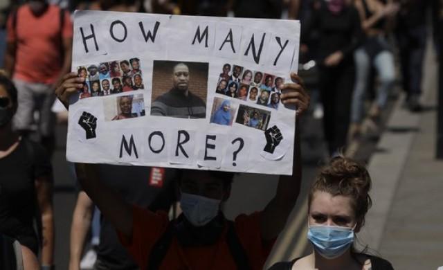 Хиляди европейци протестираха срещу расизма