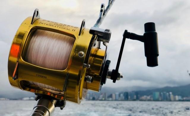 Майкъл Джордан хвана 200-килограмова риба на турнир по риболов