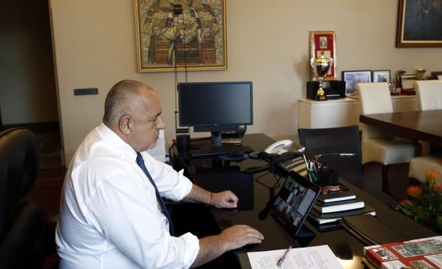 Борисов: Спазили сме всички критерии за влизането в ERM II