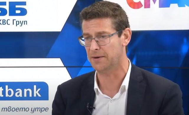 Кристоф Де Мил: COVID-19 ускори дигитализацията на банките