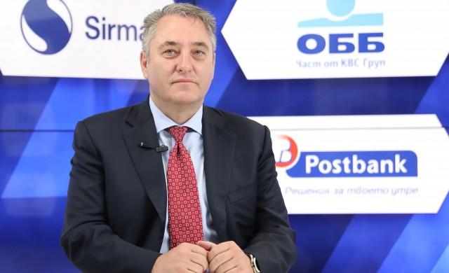 Пощенска банка: Търсенето на кредити е на нивата отпреди COVID-19
