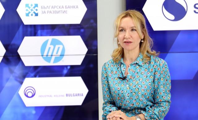 София Касидова: ББР ще продължи да подкрепя икономиката