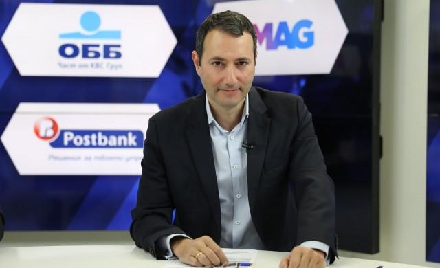 Никола Янков, Експат: Централните банки подкрепиха пазарите