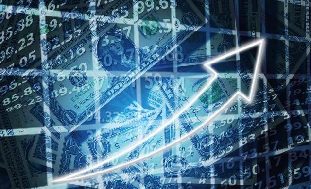 Ръст на акциите в последния ден от месеца