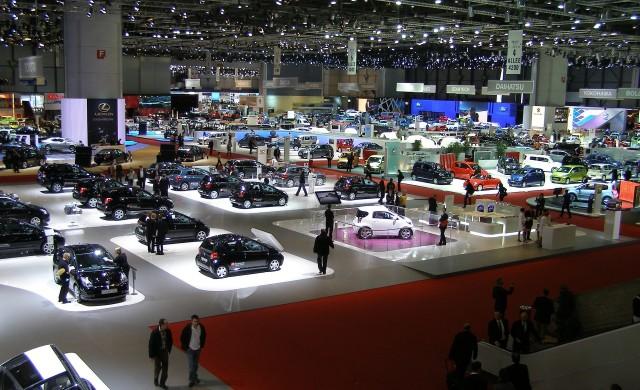 И догодина няма да има автосалон в Женева