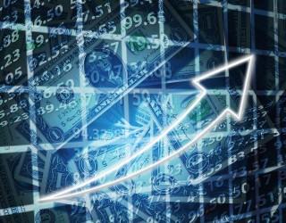 Азиатските акции с най-добра седмица от осем години