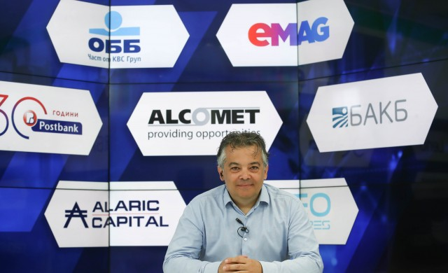 Стефан Коларов, eMAG: Все повече компании навлизат в онлайн търговията
