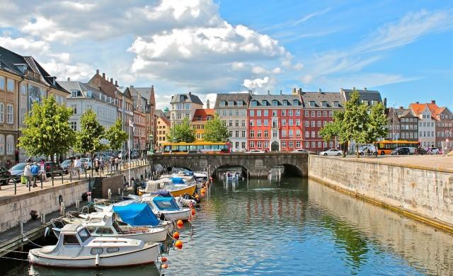 Огромен изкуствен остров изграждат край Копенхаген