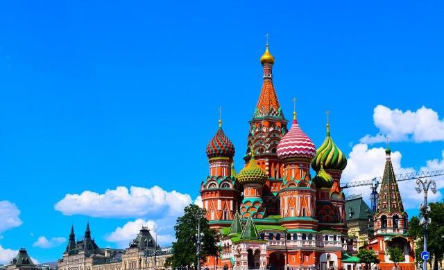 Шест от най-ярко оцветените сгради на планетата