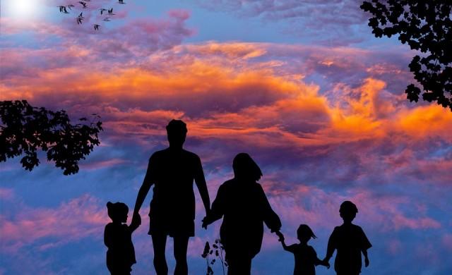 Защо родителите, които имат две деца, живеят по-дълго?