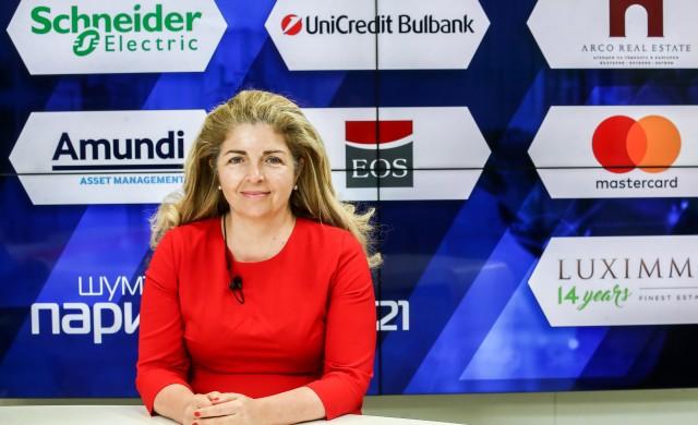 Екатерина Кирилова: Все повече хора влагат пари в спестовни планове