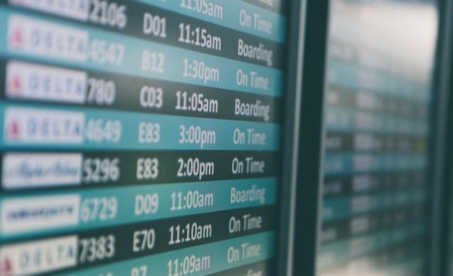 Най-точните авиокомпании и летища в света