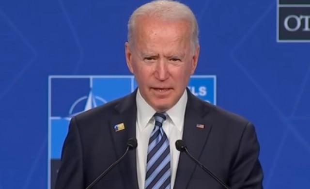 Джо Байдън: НАТО е единна и солидарността на съюзниците е непоклатима