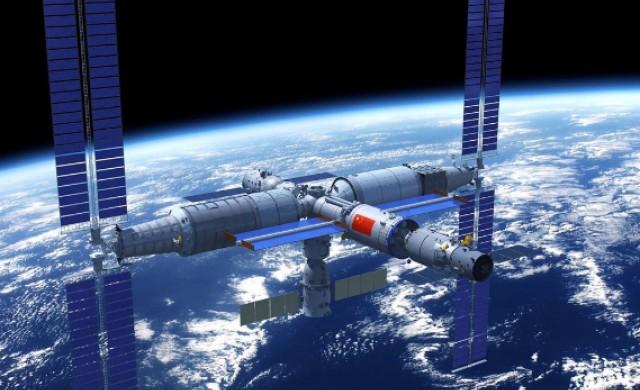 Китайската космическа станция ще посрещне първите си обитатели