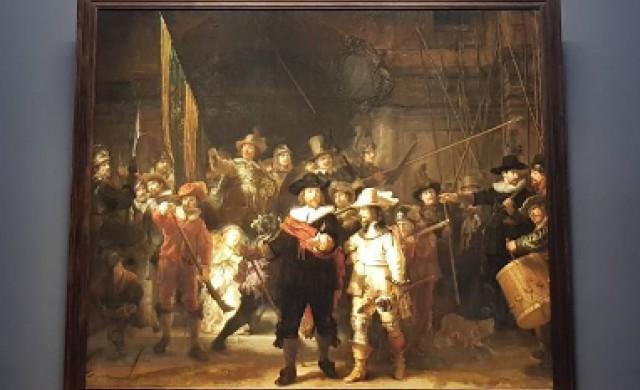 Картина на Рембранд беше възстановена с помощта на изкуствен интелект