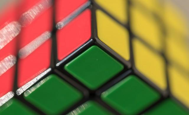 Колко голямо е най-голямото кубче на Рубик на планетата?