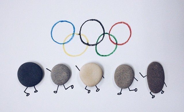 Ким Кардашиян проектира бельото на щатския олимпийски отбор (снимки)