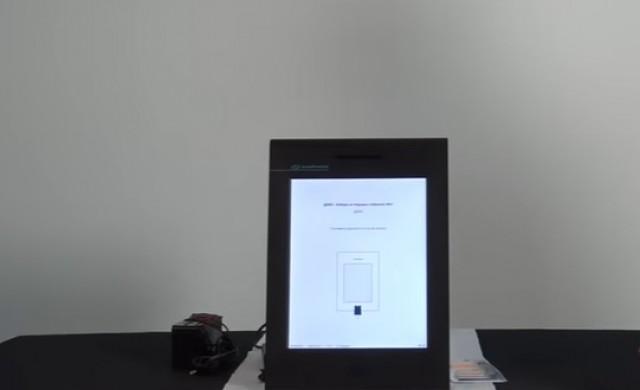 Осигурен е пълният брой машини за гласуване на изборите