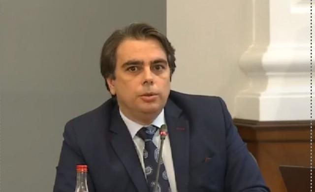 Асен Василев: 8.6 млрд. лв. са раздадени на фирми без обществени поръчки