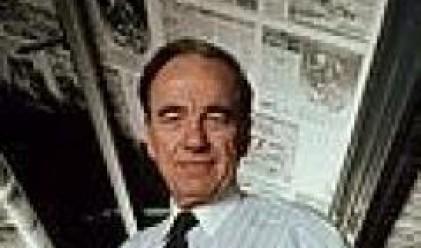 Рупърт Мърдок на крачка от придобиването на информационната агенция Dow Jones