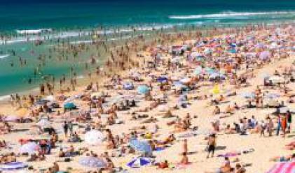 Ръстът на приходите от концесиите на морски плажове през 2007 г. е 131%
