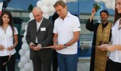 Открита е първата сграда на Логистичен Парк Варна