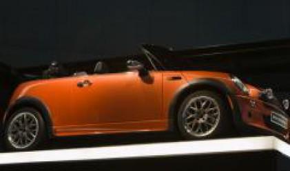 BMW и Fiat проучват съвместно производство на малка кола