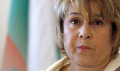 Масларова: Максималната пенсия от 700 лева влиза в сила от 2009 г.
