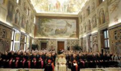 Ватиканът на червено заради слабия долар
