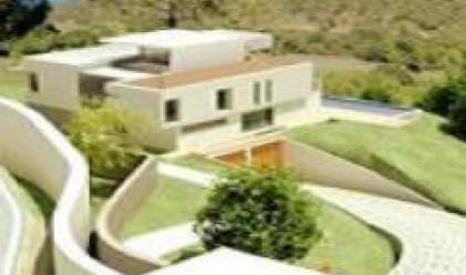 Строителството на ултрамодерни къщи помага на Испания да се справя с кризата в сектора
