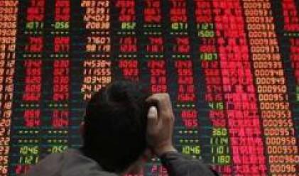 Паника на румънската борса!