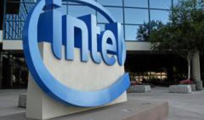 Intel с ръст от 25% в печалбата си за тримесечието, превишава средните очаквания