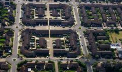 Цените на новите жилища във Великобритания отчитат пореден спад