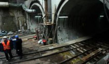 Обявяват изпълнителя на проекта за разширение на метрото